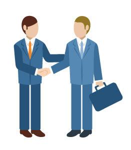 会社設立、企業、独立なら、会社設立パック  [あいち税理士法人]があなたの起業をサポート。創業の融資や、事業計画、税金相談もお任せ。 握手